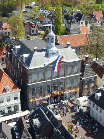 Koninginnedag Weesp 2012
