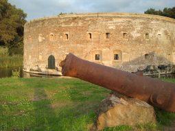 Fort Uitermeer Weesp foto door dokter H.B. Burggraaff