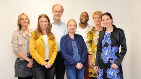 Medisch team verloskundige huisartspraktijk H.B. Burggraaff Weesp dec 2017