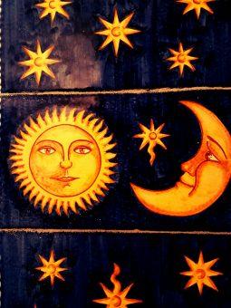 Zon maan en sterren dokter Burggraaff verloskundige huisarts Weesp